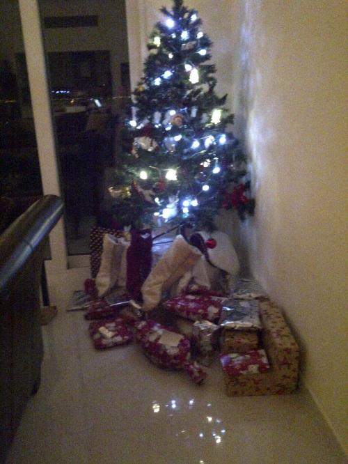 christmas tree ready