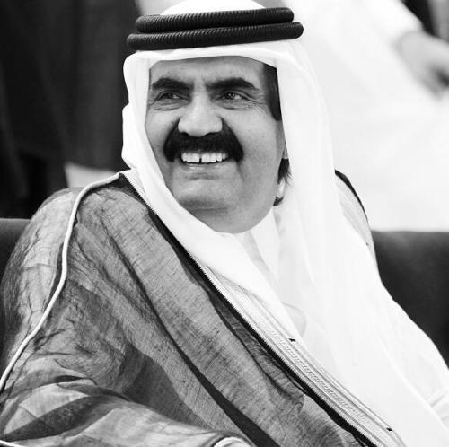 tweet sheikh hamad